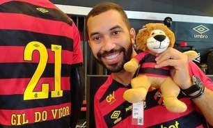 Gil é alvo de comentários homofóbicos de conselheiro do Sport Club do Recife