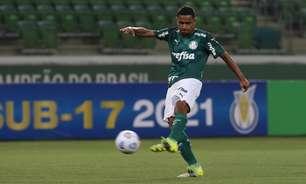 EXCLUSIVO: Jean Carlos, volante do Palmeiras, comenta estreia com gol pelo Brasileirão Sub-17