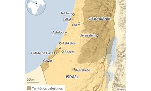 Hamas: o que é o grupo palestino que enfrenta Israel