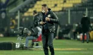 Mancini espera que goleada para o Peñarol 'sirva para alavancar o Corinthians' na semi do Paulista