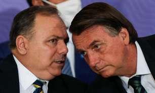 """Bolsonaro ataca CPI e diz que Pazuello """"acertou em tudo"""""""