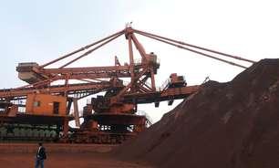 Minério de ferro despenca na China com alerta sobre irregularidades em polo de aço