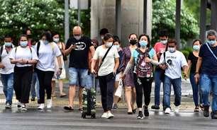 OMS pede cautela sobre fim da obrigatoriedade de máscaras para pessoas vacinadas