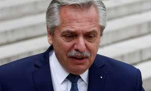 Presidente argentino conclui excursão pela Europa com sinais positivos do FMI; títulos sobem
