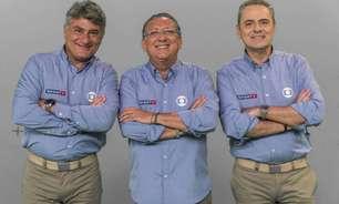 Com contratos perto do fim, Globo terá maratona de renovações com Galvão, Cléber e outros narradores