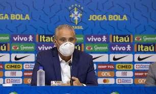 Tite nega que grupo da Seleção Brasileira esteja fechado