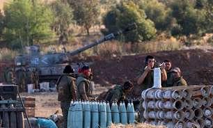 Em escalada de conflitos, Israel desloca tropas terrestres para Gaza