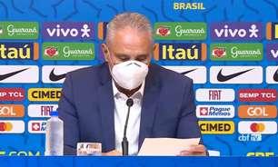 #ForaTite ganha força na internet e torcedores reclamam de atletas não convocados: 'Devem ser argentinos'
