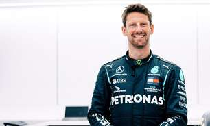 Mercedes garante teste de Grosjean sem conflito de datas com GP de Elkhart Lake