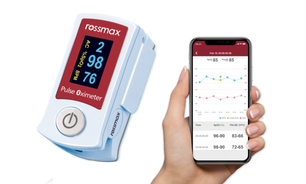 Anatel homologa oxímetro com Bluetooth para sincronizar com o celular