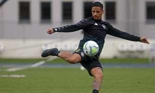 Com contrato perto do fim, Luiz Otávio deixará o Botafogo no fim do mês