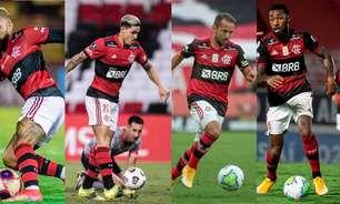 Flamengo cede quarteto para as Seleções principal e olímpica, e CBF avisa que remarcará jogos do clube