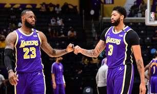 Los Angeles Lakers: com LeBron e Davis saudáveis, é franco candidato ao título