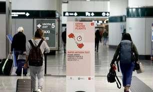 Itália prorroga medidas restritivas para viajantes do Brasil