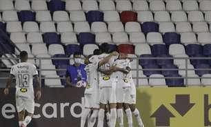 Atlético-MG vence e se classifica em jogo com paralisações