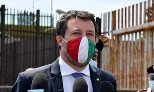Justiça italiana arquiva processo contra Salvini por sequestro