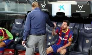 Koeman revela desejo de seguir no Barcelona: 'Sinto o apoio do vestiário'