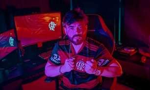 Influenciador de eSports do Flamengo está ao vivo há 15 dias ininterruptos e quer bater o recorde mundial