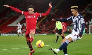 West Bromwich x Liverpool: onde assistir e prováveis escalações