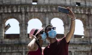 Turismo na Itália teve redução de 233 milhões de visitantes em 2020