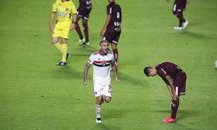 Liziero comemora vaga do São Paulo e convocação para Seleção Olímpica