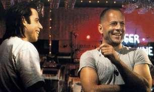 "Bruce Willis e John Travolta retomam parceria de ""Pulp Fiction"""