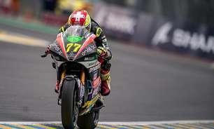 Aegerter acerta grande volta e conquista pole da MotoE na França. Granado é 2º