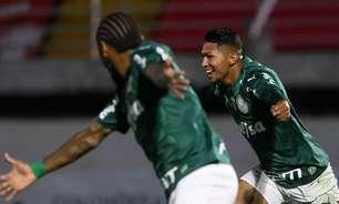 Rony comemora classificação do Palmeiras e Luiz Adriano elogia boa fase do amigo: 'Estrela brilhando'