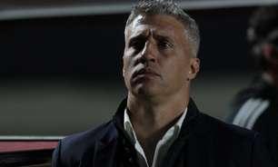 Crespo elogia atuação do São Paulo: 'Merecíamos fazer mais gols'