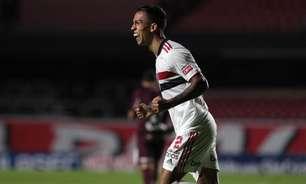 Igor Vinicius ressalta importância de Crespo: 'Me deu mais confiança'