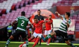 Benfica vence, tira invencibilidade do Sporting e 'azeda' festa do rival