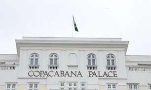 Copacabana Palace é alvo de fiscalização durante festa