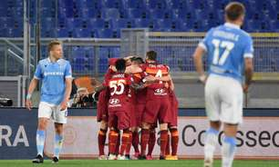 Italiano: Roma vence a Lazio no dérbi da capital e acaba com as chances da rival se classificar para a Champions