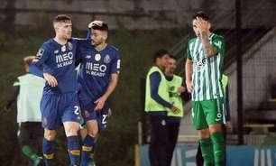 Porto vence o Rio Ave, e assegura vaga na fase de grupos da Champions