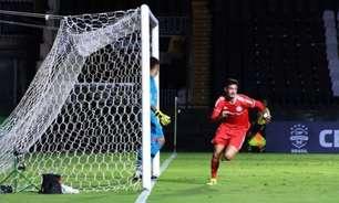 Em São Januário, Internacional vence o Vasco no jogo de ida das quartas de finais da Copa do Brasil Sub-20