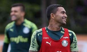 Dudu manda recado sobre volta ao Palmeiras: 'Já já estamos aí'