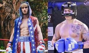 Desafiante de Mayweather, Logan Paul rebate convite de Whindersson Nunes para luta: 'Você é o próximo'