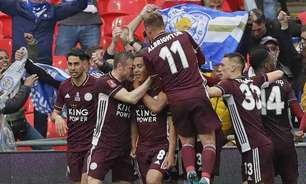 Leicester é campeão da Copa da Inglaterra pela primeira vez