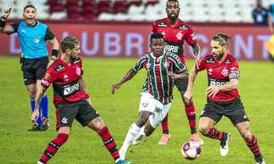 Diretoria do Flamengo reforça críticas contra a arbitragem do Fla-Flu: 'Premiou o antijogo'