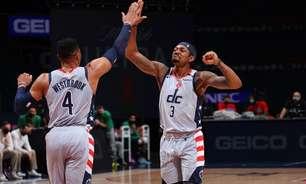 Washington Wizards: um time fascinante liderado por Westbrook e Beal