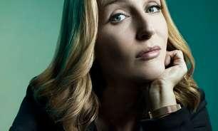 "Gillian Anderson será mãe de Elle Fanning na série ""The Great"""