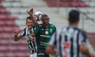 Com um a menos, Galo segura o América-MG e fica a um empate do título Mineiro de 2021