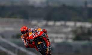 Com Marc Márquez em recuperação, Honda vive maior seca de vitórias na MotoGP