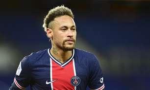 Com gol de Neymar, PSG goleia Reims