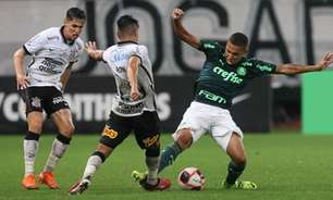 Corinthians x Palmeiras: prováveis escalações, desfalques e onde assistir