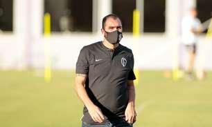 Após demissão de Mancini, Danilo assume o Corinthians interinamente