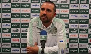 Após vitória no Dérbi, auxiliar de Abel parabeniza elenco do Palmeiras e explica planos para próximos jogos