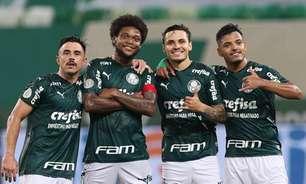 Dérbi vale 'perfeição' em torneios para o Palmeiras, que disputa todos os jogos possíveis desde 2020