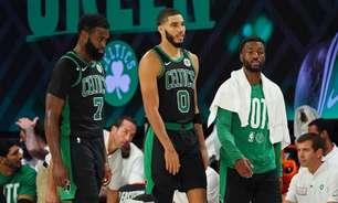 Boston Celtics: uma temporada decepcionante
