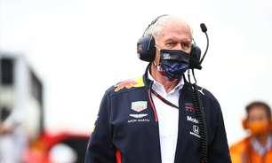 """Consultor da Red Bull admite surpresa com forma de Hamilton em 2021: """"Ele guia demais"""""""